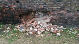Wall damage1