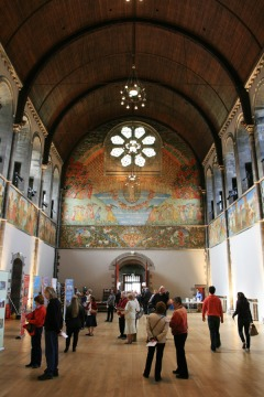 Mansfield Traquair Centre
