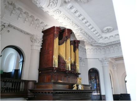 William Drake Organ