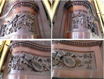William Drake Organ_Musical Motifs
