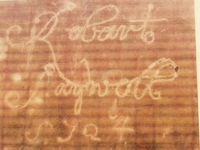 Glazier signature