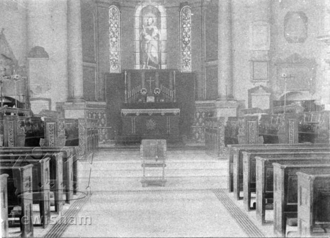 St Pauls interior 1902