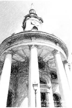 S. Paul's Sketch