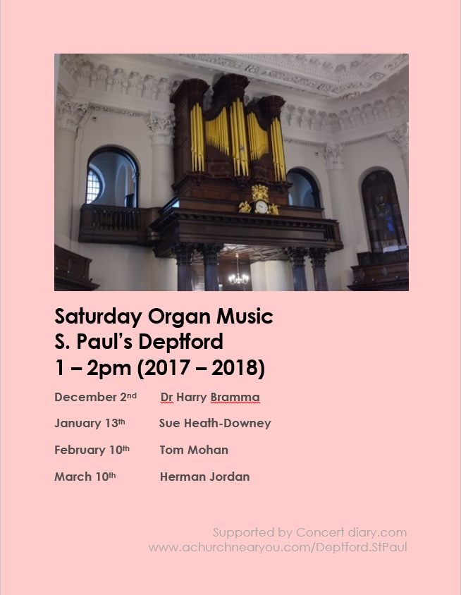 Organ Recital Image
